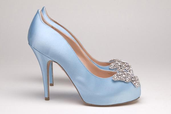 Powder Blue Heels Fs Heel