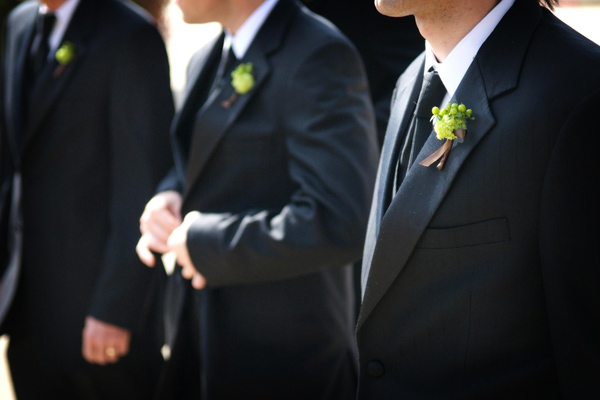 The wedding suit – hire vs buy