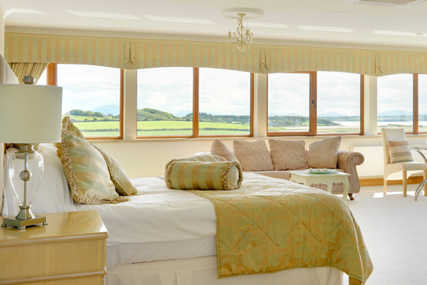 Wedding venue is set in picturesque enniscrone co sligo the wedding