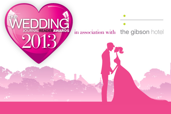 Wedding Journal Reader Awards in association with The Gibson Hotel