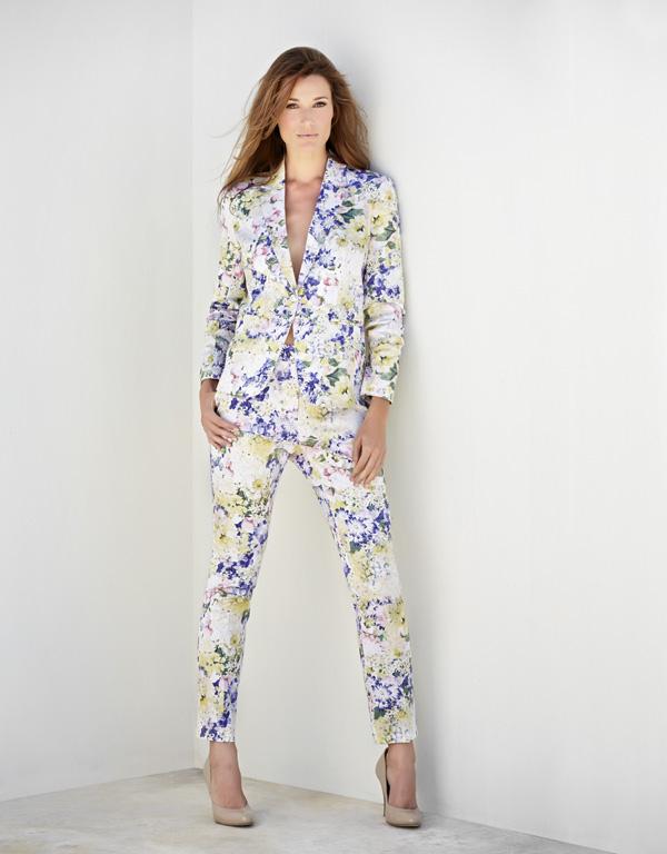 Blazer, £59, trousers £39, M&Co