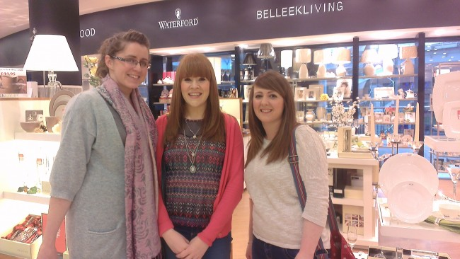 Pictured: Wedding Journal's Reader Event at House of Fraser