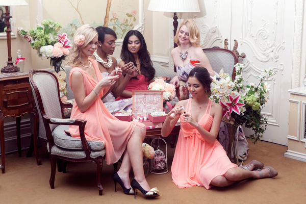 Win a scent-sational hen party for ten
