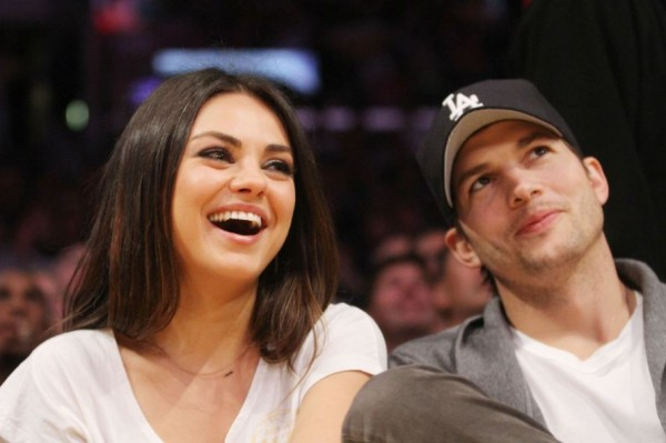 Ashton Kutcher and Mila Kunis 'planning a British wedding'