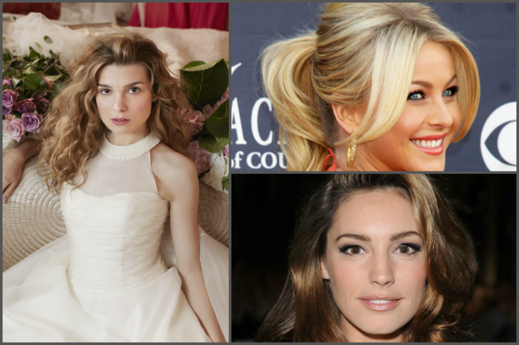 Alan Hannah 2013, Julianne Hough and Kelly Brooke