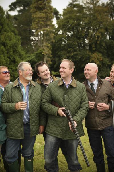Real Irish Wedding Montalto Estate Ballynahinch 2