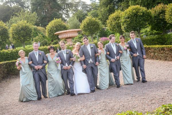 Real Irish Wedding Larchfield Estate Lisburn 4