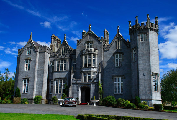 castle kinnitty wedding