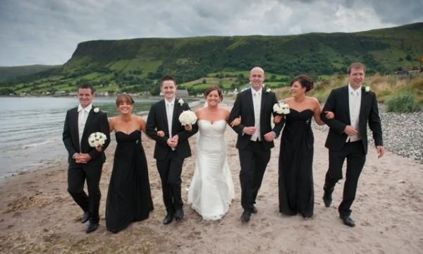 Real Irish Wedding Galgorm Resort & Spa 5
