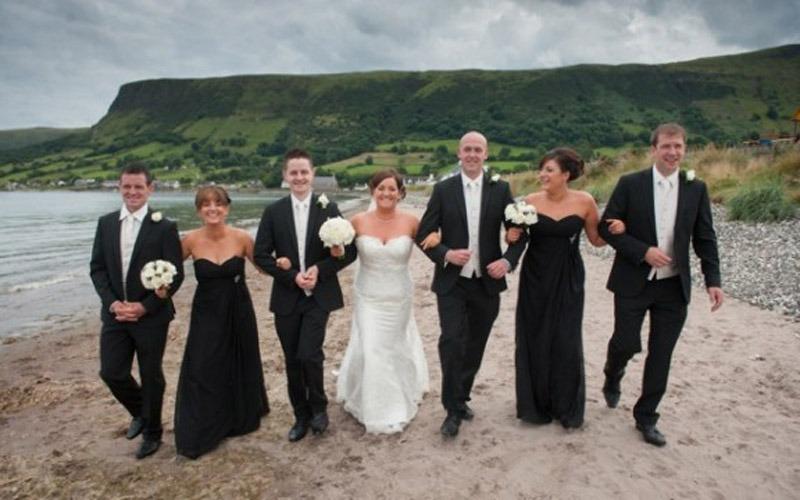 Real Irish Wedding: Emma Lundy & Oliver Mort