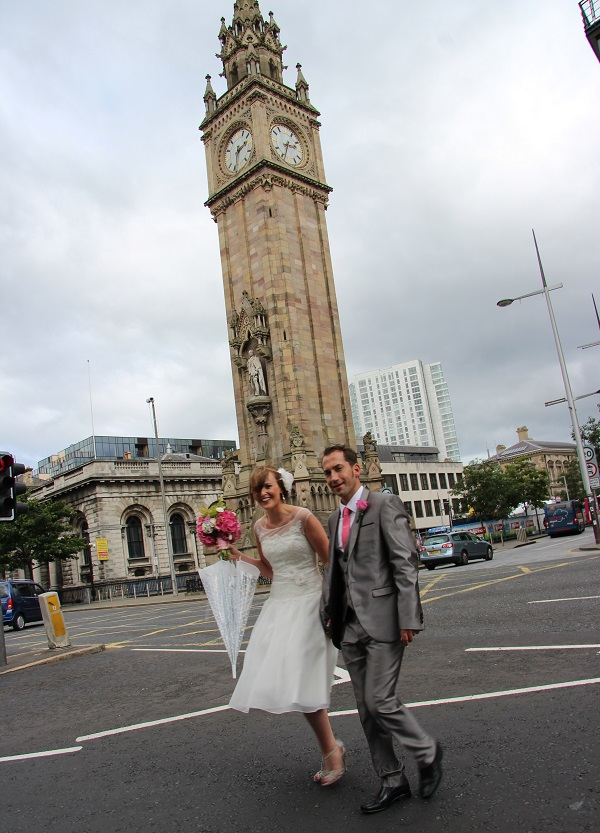Real Irish Wedding The Belfast Barge, Lanyon Quay 2