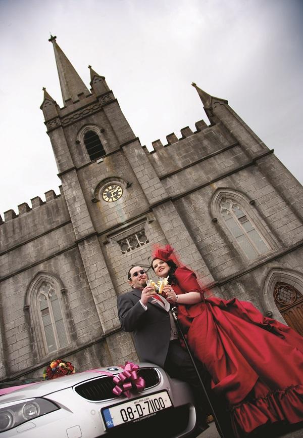 Real Irish Wedding Kinnitty Castle Hotel Co Offaly 4
