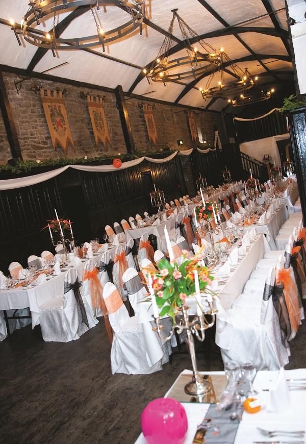 Real Irish Wedding Kinnitty Castle Hotel Co Offaly 3