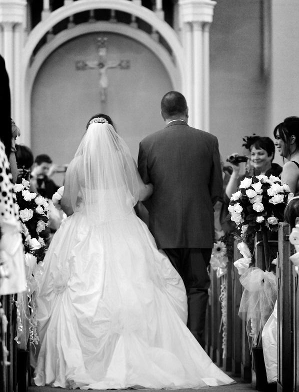 Real Irish Wedding An Grianan Hotel Donegal 2