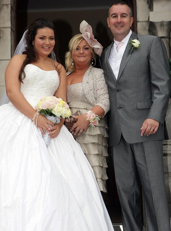 Real Irish Wedding An Grianan Hotel Donegal 3