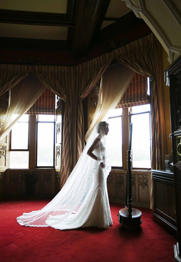 Real Irish Wedding Adare Manor Limerick 6