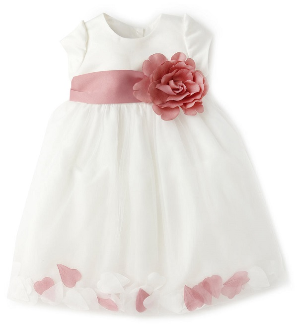 13 cutest flower girl dresses flower power fleur baby dusky pink bridesmaid dress mightylinksfo
