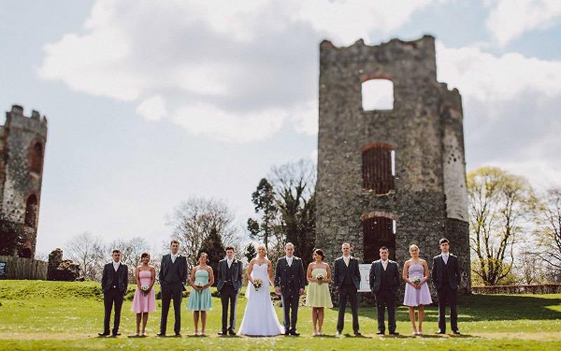 Real Irish Wedding: Emma Gibb and Jason Hoy