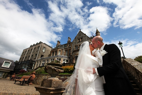 Real Irish Wedding: 1st June 2013, Jennymount Methodist Church with a reception at The Culloden Hotel.