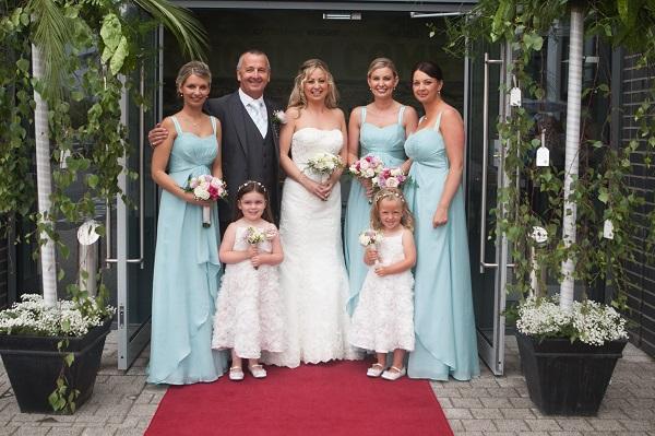Real Irish Wedding The Mill at Ballyduggan, Downpatrick 3