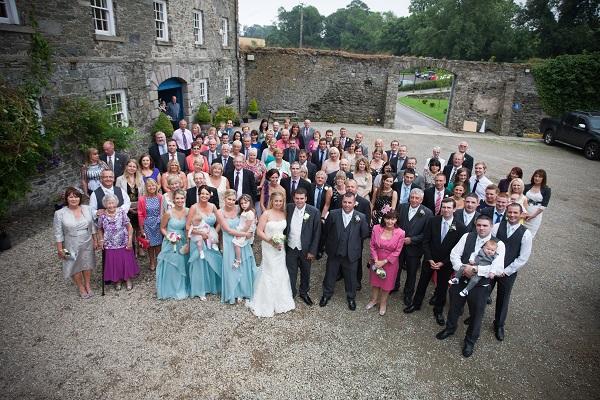 Real Irish Wedding The Mill at Ballyduggan, Downpatrick 10