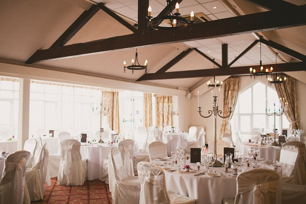 Real Irish Wedding: Larne Methodist Church and Ballygally Castle Hotel, Antrim 2