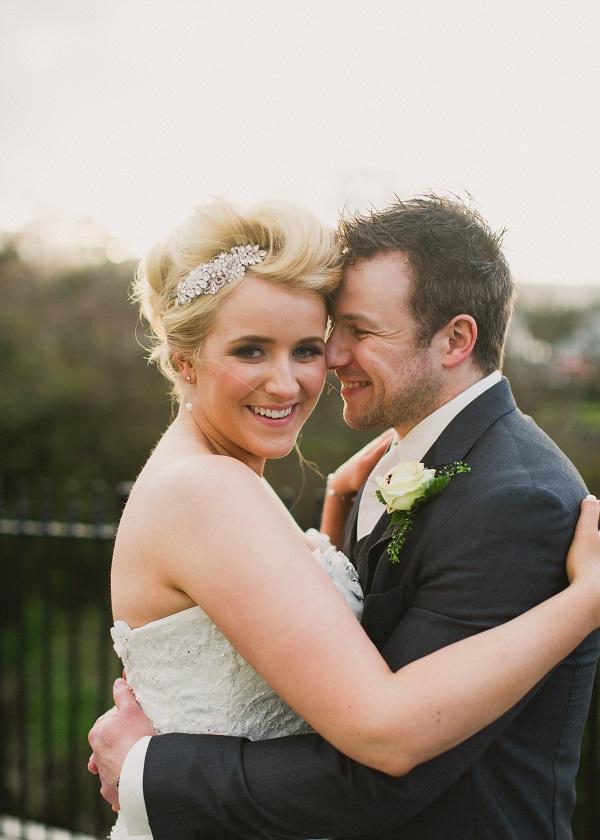 Real Irish Wedding: Larne Methodist Church and Ballygally Castle Hotel, Antrim 10