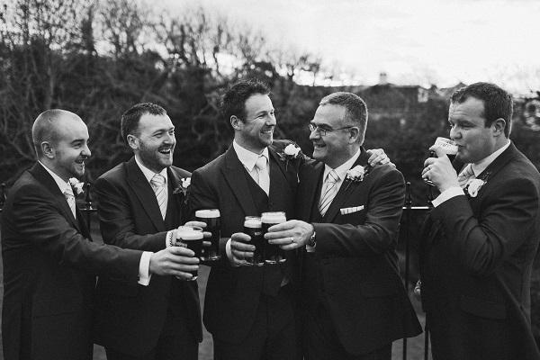 Real Irish Wedding: Larne Methodist Church and Ballygally Castle Hotel, Antrim 8