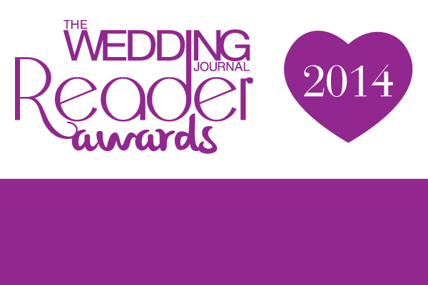 Wedding Journal Reader Awards 2014