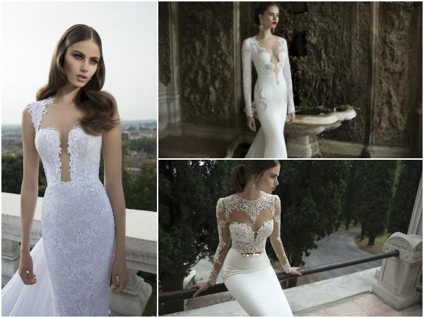 Berta Bridal sexy wedding dresses