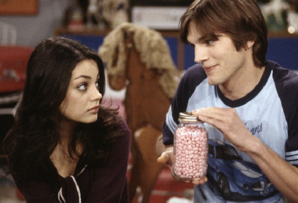 They're engaged! Mila Kunis and Ashton Kutcher are getting married