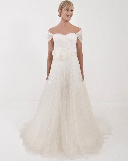 wedding dresses for the top heavy bride With wedding dresses for heavy brides