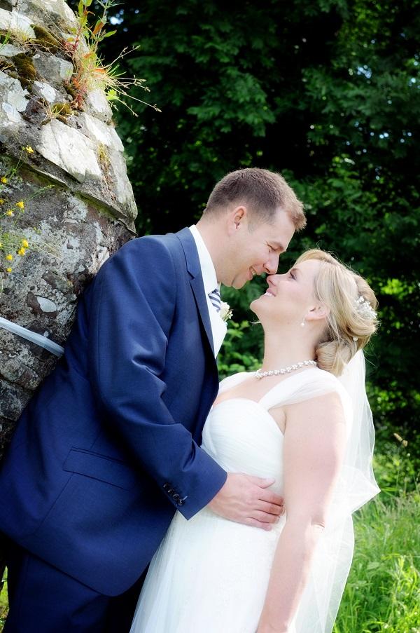 Real Irish Wedding Killyleagh Yacht Club 3