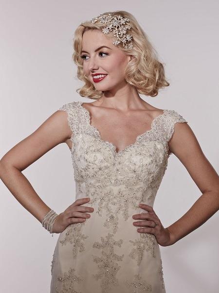 Eternity wedding dress