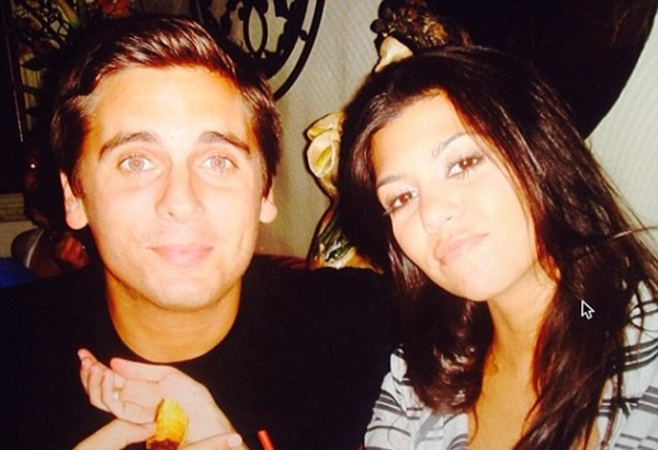 FINALLY! Kourtney Kardashian agrees to marry Scott Disick