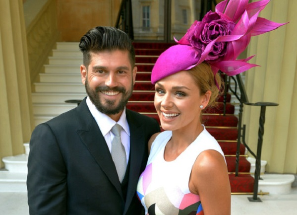 Congratulations! Katherine Jenkins is engaged