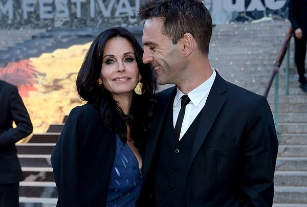 Courteney Cox and Johnny McDaid stir engagement rumours