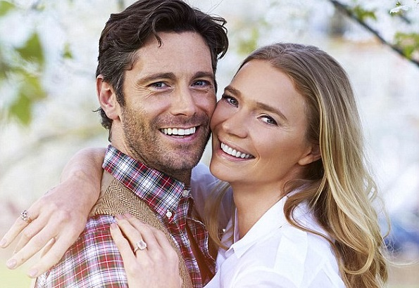 Congratulations! Jodie Kidd is engaged