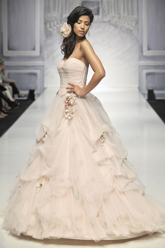 Pink Wedding Dresses Ireland : Perfect pink wedding dresses ireland s journal