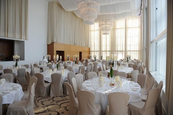 Castlemartyr Resort function room