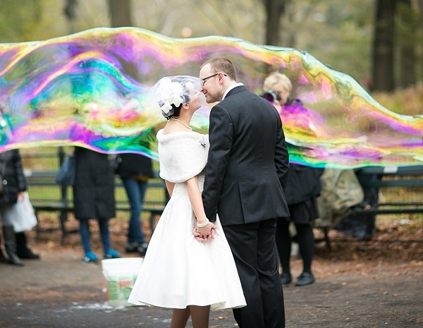 Wedding Photography Tips bubbles
