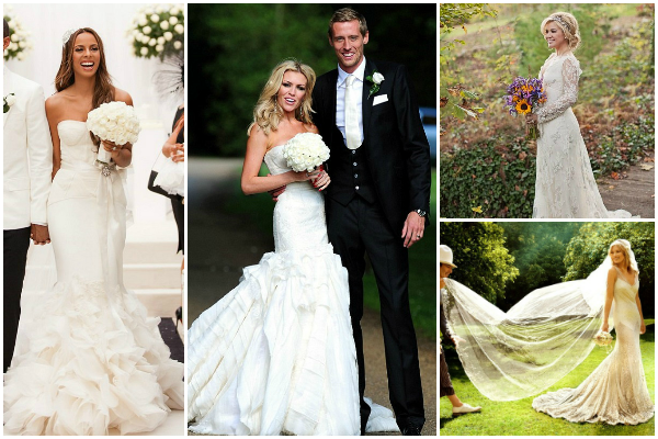 Top 10 Celebrity Wedding Dresses 87