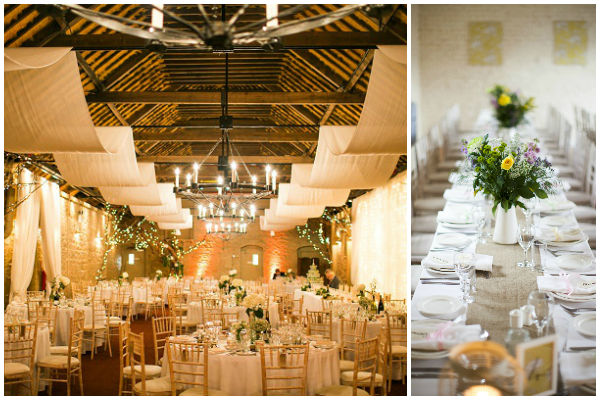 6 sensational Irish barn wedding venues