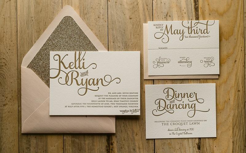 Signed, sealed, delivered – Top Wedding Stationery Trends