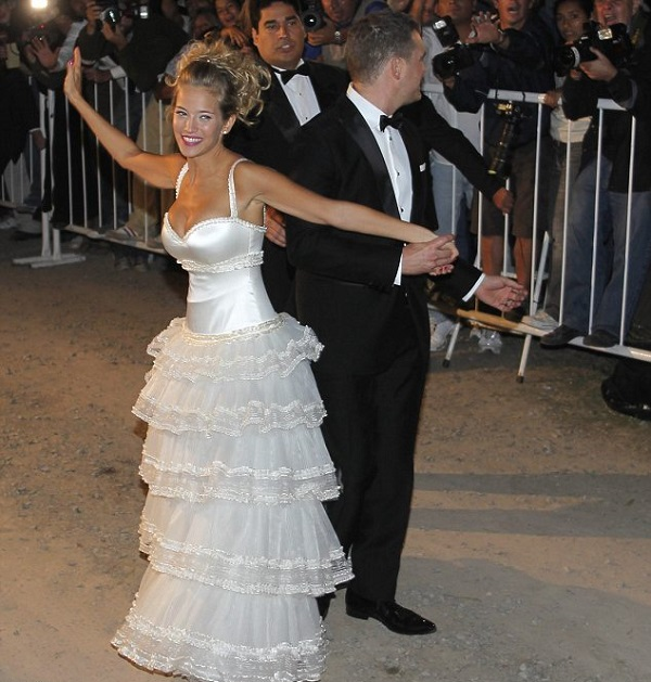 The Best and the Worst of Celebrity Wedding Gowns | Inside ...