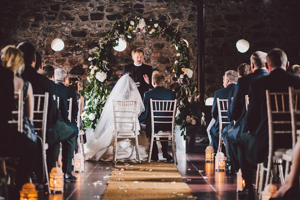 Irish Barn Wedding Venues Riverdale Barn