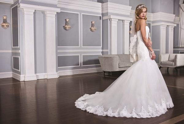 WIN a Lillian West wedding dress!