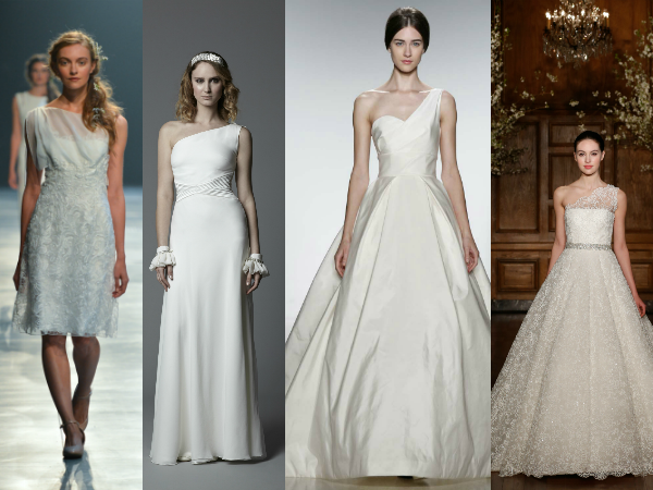 wedding dresses with sleeves and straps 4