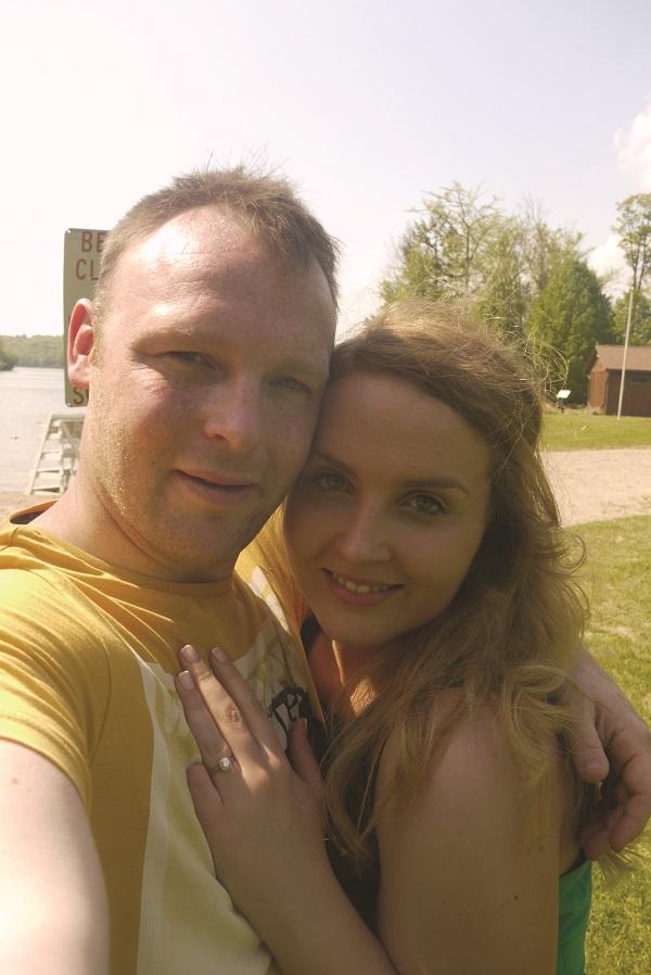 Laura and Kieron