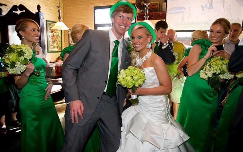 10 things that happen at every Irish wedding